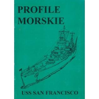 Battleship USS SAN FRANCISCO (A4)