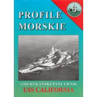 Battleship USS CALIFORNIA (A4)