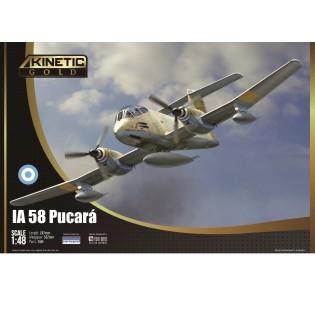 IA-58A Pucara (Argentina & Uruguay)