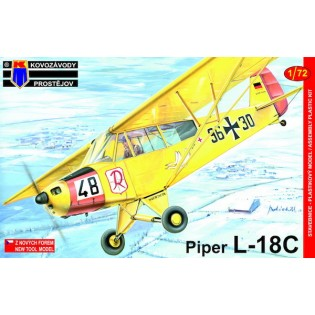 Piper L-18C West Germany, Belgium & Luxembourg