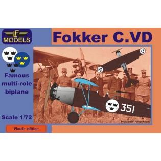 Fokker C.VD Sweden