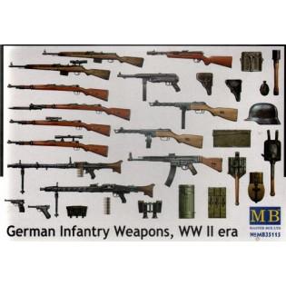German Infantry Weapons WW II