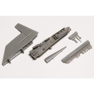 Fin fold set for SAAB 37 Viggen (Airfix/Esci)