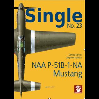 Single 23: P-51B-1NA Mustamg