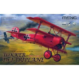 Fokker Dr.I Triplane; Red Baron