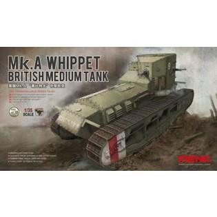 Mk.A Whippet British Medium Tank