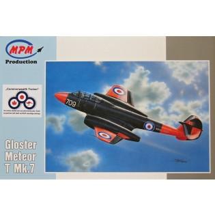 Gloster Meteor T.7 Hi-tech (Sv. Flygtjänst)