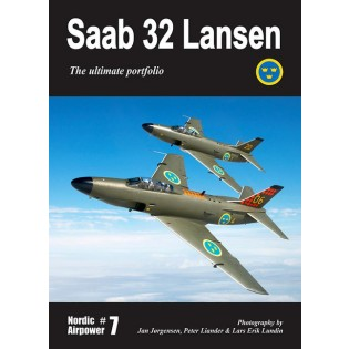 Nordic Air Power #7: SAAB 32 Lansen