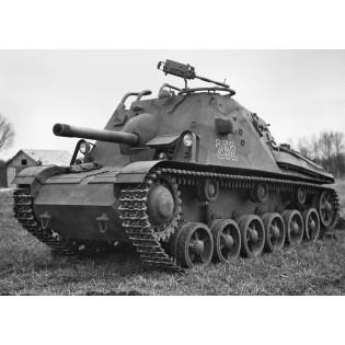 Pansarvärnskanon m/43 early / late