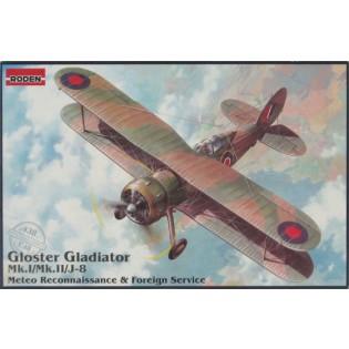 Gloster Gladiator Mk.I/Mk.II Meteorological