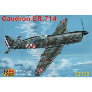 Caudron CR.714 France/Finland