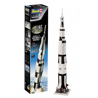 Apollo 11 Saturn V Rocket (50th Anniversary of the Moon Landing)