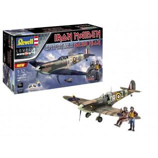 Spitfire Mk.V Iron Maiden Gift Set