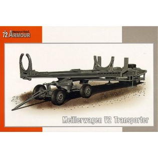 Meillerwagen A4/V-2 transporter
