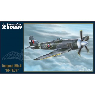 Hawker Tempest Mk.II Hi-Tech
