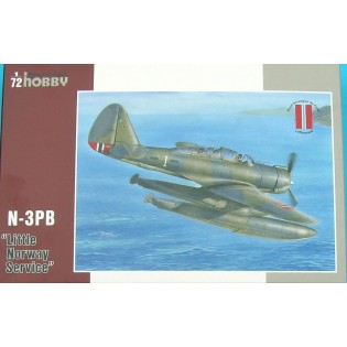 Northrop N-3PB Little Norway Service
