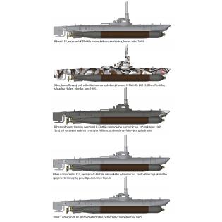 Kleinesboot Biber / kleinkampfbände Biber, German Midget Submarine