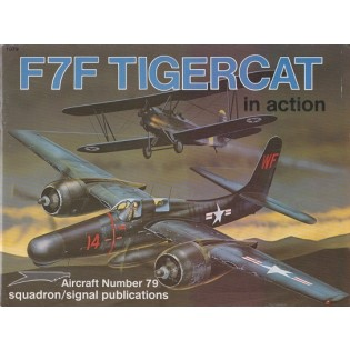 F7F Tigercat in Action