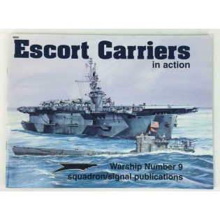Escort Carriers in Action
