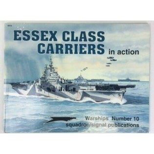 Essex Class Carriers in Action