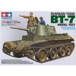 BT-7 model 1937