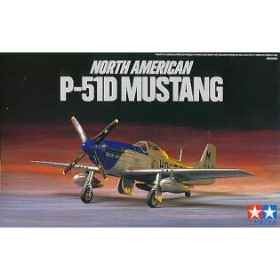 P-51D Mustang w. std & Dallas canopy