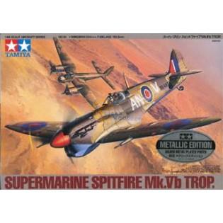 Spitfire Mk.Vb Trop METALLIC