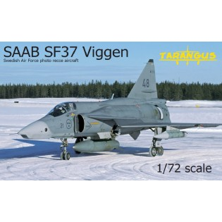 SAAB SF37 Photo Recce Viggen