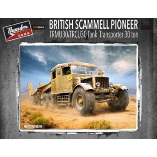 Scammell Pioneer TRMU30/TRCU30 Tank Transporter 30ton