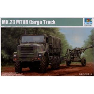 MTVR MK.23 Cargo Truck