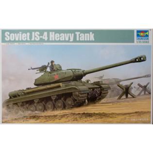 JS-4 Stalin heavy tank