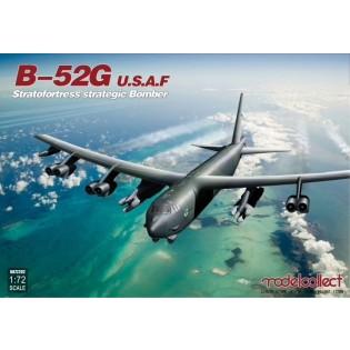 Boeing B-52G Stratofortress strategic Bomber 1/72