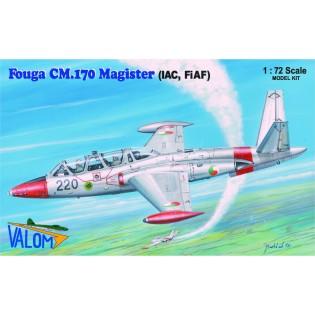 Fouga Magister CM.170. Decals Ireland, Finland