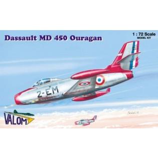 Dassault MD 450 Ouragan