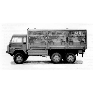 Volvo TGB 21-22