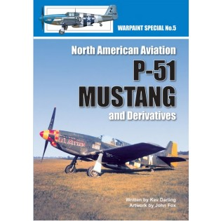 P-51 Mustang NEW!