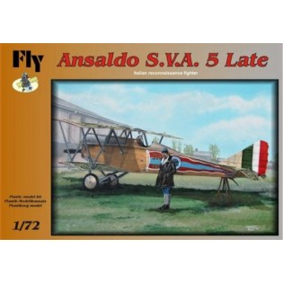 Ansaldo SVA.5 Late version