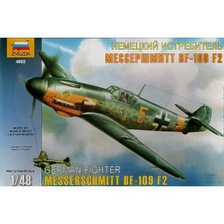Bf109F-2
